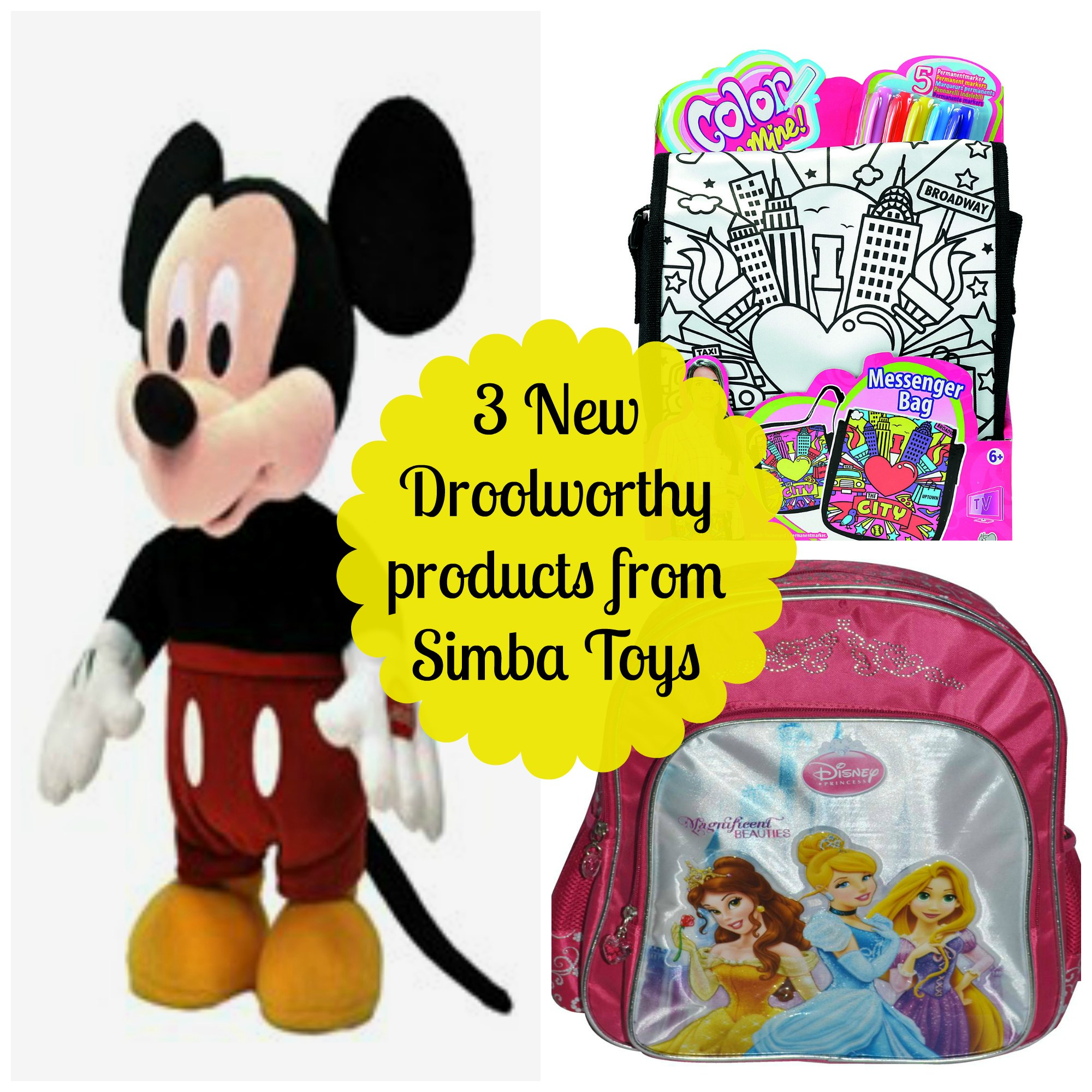 3 new droolworthy products from Simba Toys