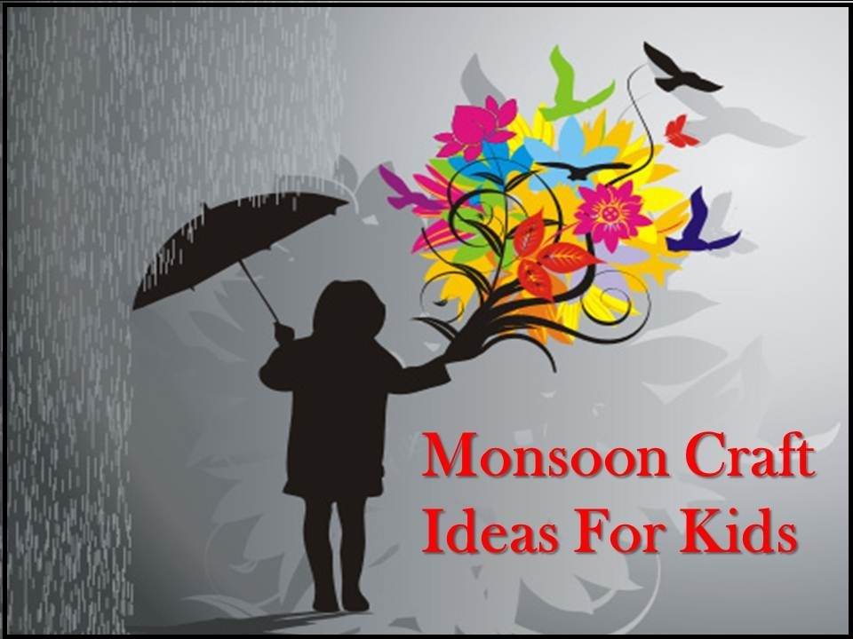 Umbrella Craft Ideas For Kids Part - 47: To Stay Tune With Whats Happening In Your City, New Brand U0026 Services For  Kids Join Us On Facebook, Twitter: @kidsstoppress And Pinterest Image  Source: ...