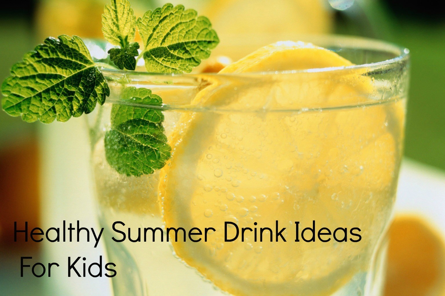 Healthy Indian Summer Drink Ideas For Kids Kidsstoppress